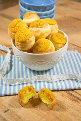 Recette de petits choux au citron