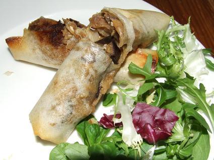 Recette de samoussas aux légumes et feta