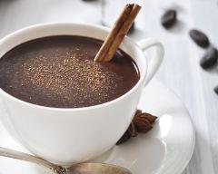 Recette chocolat chaud à la cannelle