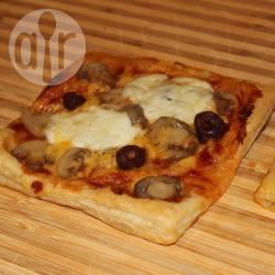 Recette pizza feuilletée express – toutes les recettes allrecipes
