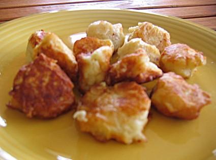 Recette de pommes de terre noisette