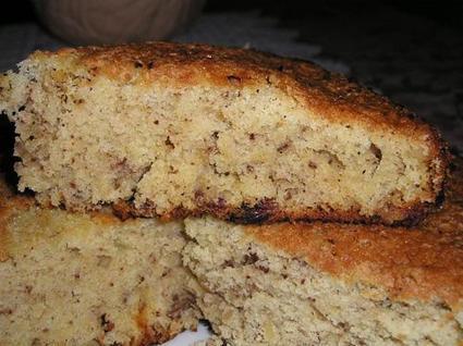 Recette de gâteau aux noix inratable