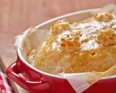 Recette filet mignon en croûte au bacon et fromage à raclette