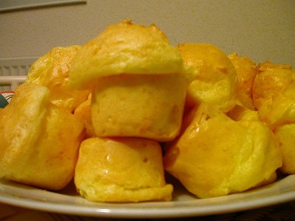 Recette de choux au fromage