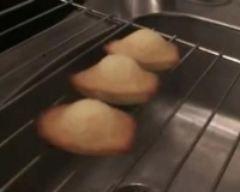 Recette madeleines traditionnelles au citron