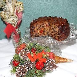 Recette gâteau de noël aux fruits secs et confits – toutes les ...