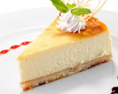 Recette cheesecake allégé au citron