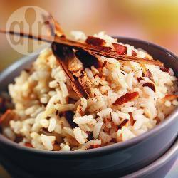 Recette riz aux amandes – toutes les recettes allrecipes