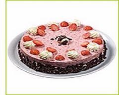 Recette biscuit à la mousse de fraises
