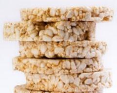 Recette galettes de riz sucrées
