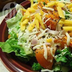 Recette salade tahini – toutes les recettes allrecipes