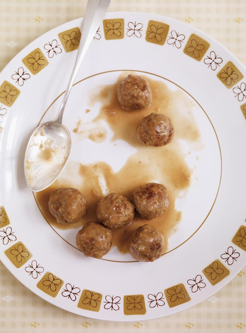 Boulettes suédoises | ricardo