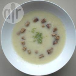 Recette soupe de céleri