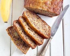 Recette cake bananes et caramel au beurre salé