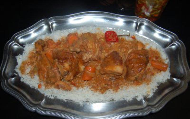 Recette sauce d'arachide au poulet fumé économique > cuisine ...