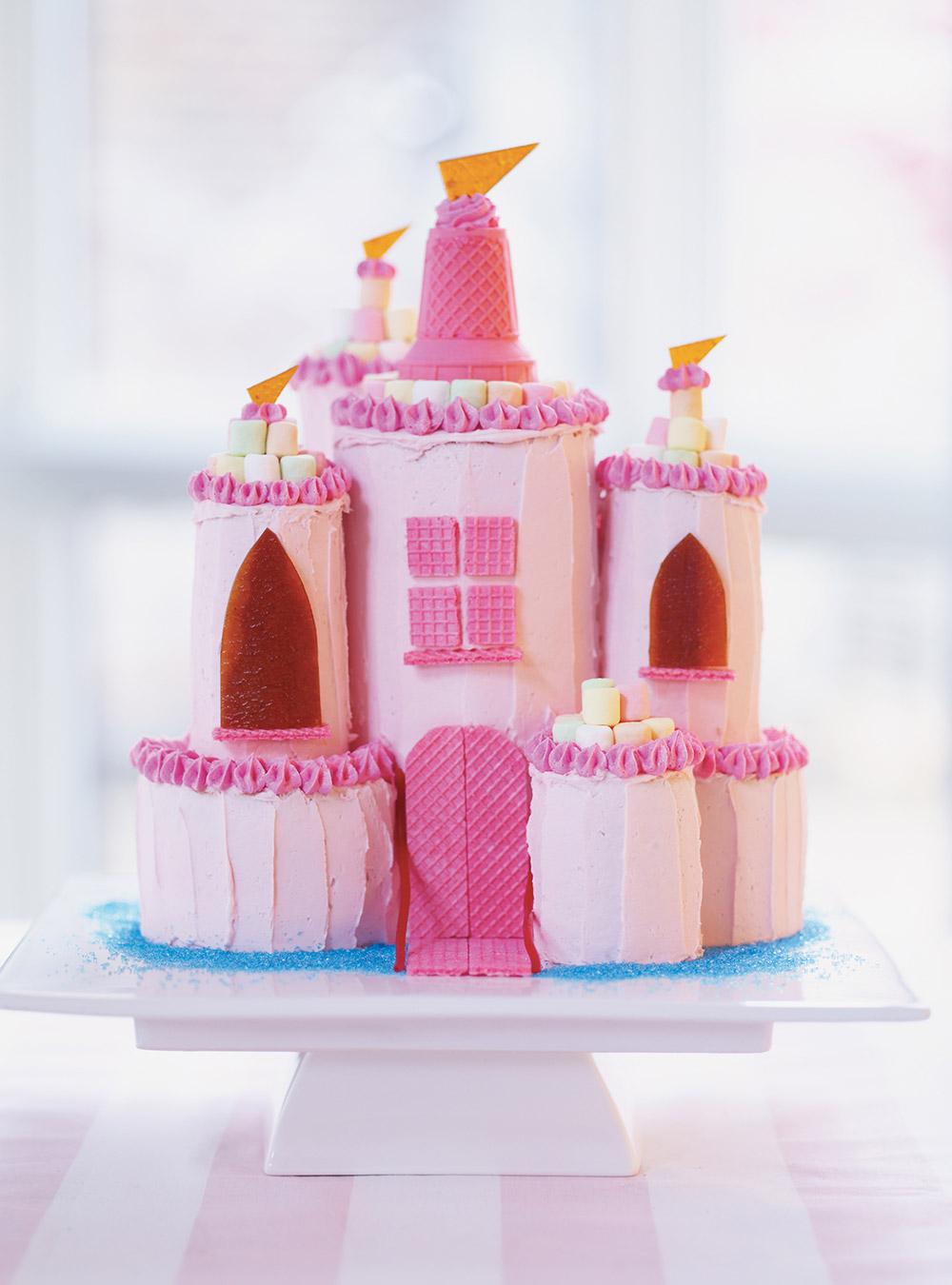 Gâteau château de princesse | ricardo