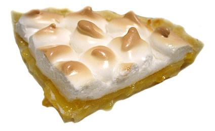 Recette de tarte au citron meringuée au lait concentré