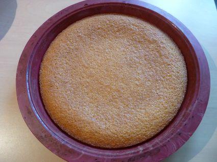 Recette de gâteau rapide aux blancs d'oeuf