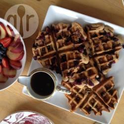 Recette gaufres vegan – toutes les recettes allrecipes