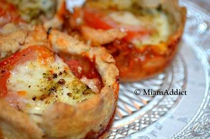 Recette de mini tartelettes thon tomates