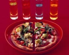 Recette pizza party
