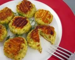 Croquettes de pommes de terre à l'aneth | cuisine az