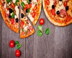 Recette pizza allégée (light)