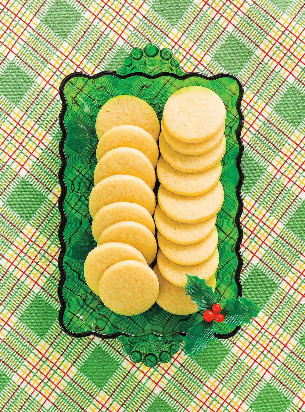 Biscuits au beurre de base | ricardo