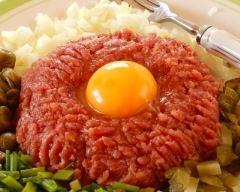 Recette steack tartare maison