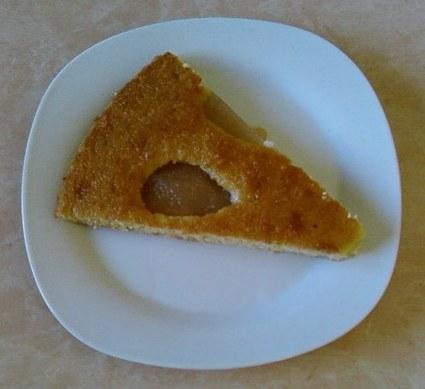 Recette de tarte coco aux poires
