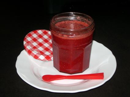 Recette de confiture de fraises sans cuisson