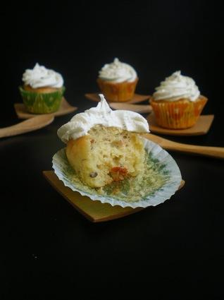 Recette de cupcakes salés saumon et tomates séchées
