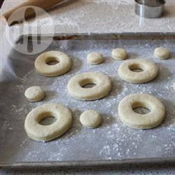 Recette cronuts (mi-croissant, mi