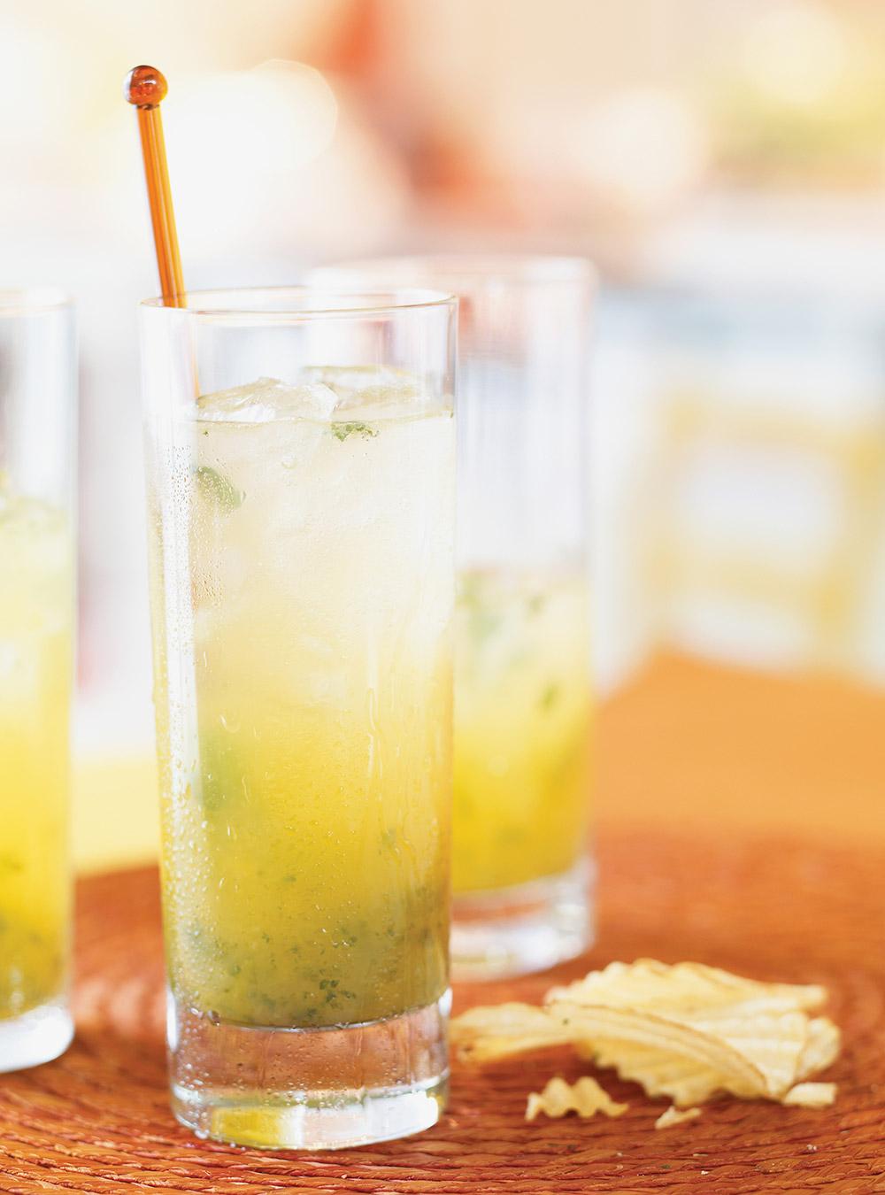 Cocktails recette for Cocktail whisky miel