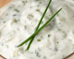 Recette sauce légère aux herbes