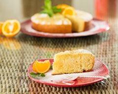 Recette gâteau à l'orange et au jus d'orange