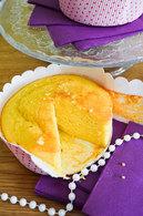 Recette de cake au citron version muffin géant