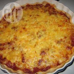 Recette tarte à la tomate et au gruyère – toutes les recettes allrecipes
