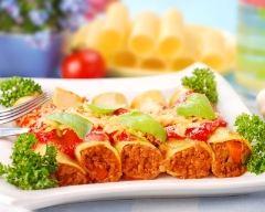 Recette cannelloni bolognaise