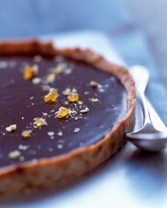 Recette de tarte exquise au chocolat