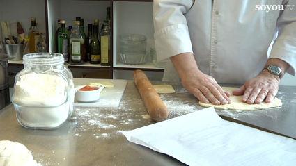 Recette de pâte à pizza facile