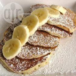 Recette pancakes à la banane – toutes les recettes allrecipes