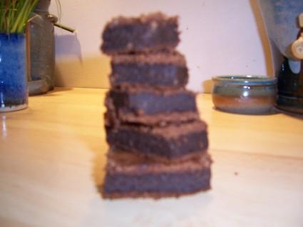 Recette de gâteau au chocolat allégé
