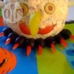 Recette grosses boules de fromage déguisées en monstres ...