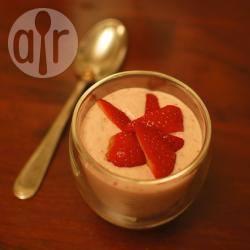 Recette mousse de fraise au mascarpone – toutes les recettes ...