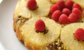 Gâteau à l'ananas pour 6 personnes