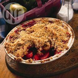 Recette fruits en édredon – toutes les recettes allrecipes