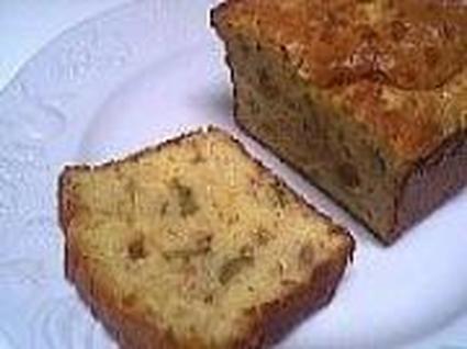 Recette de cake à la moutarde