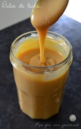 Recette de confiture de lait dulce de leche