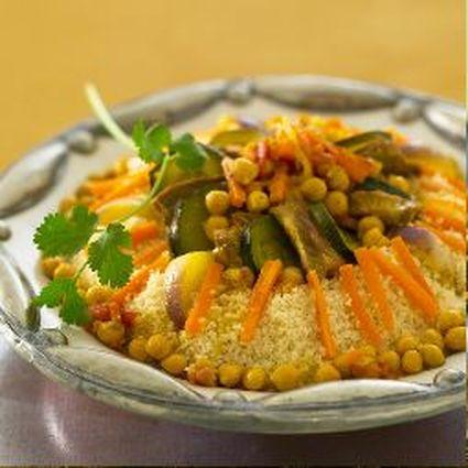 Recette de couscous d'algérie